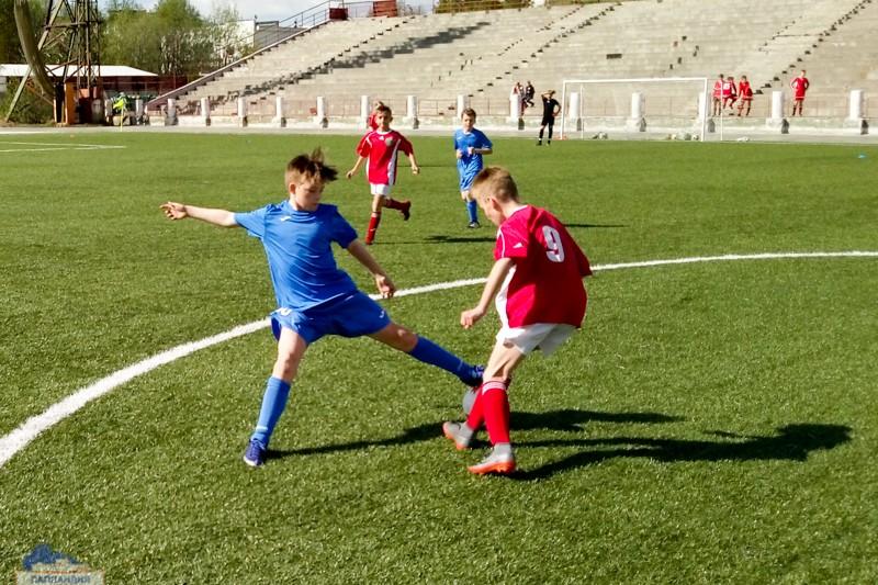 Региональный этап Всероссийских соревнований по футболу «Кожаный мяч»